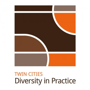 Twin Cities Diversity in Practice Logo