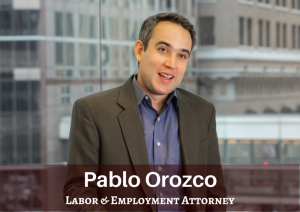 Nilan Johnson Lewis Welcomes Attorney Pablo Orozco