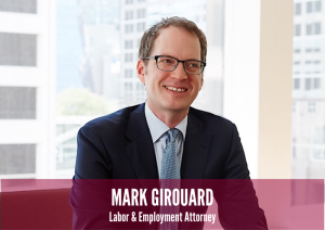Mark Girouard Authors Article on Big Data in Recruiting and Hiring