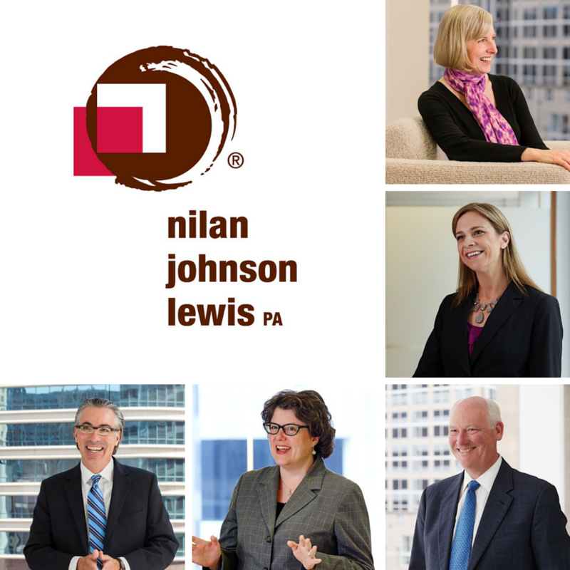 Nilan Johnson Lewis Announces Its 2016 Board of Directors