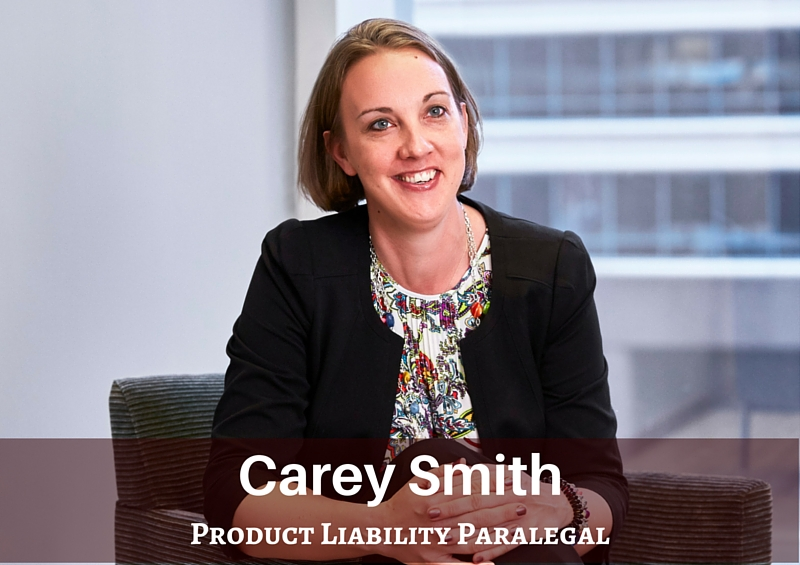 Nilan Johnson Lewis Welcomes Paralegal Carey Smith
