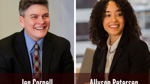 Newsroom image for the post Nilan Johnson Lewis and ACLU-MN Team Named Minnesota Lawyer Attorneys of the Year
