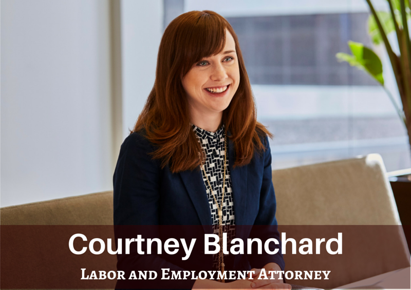 Courtney Blanchard Joins Nilan Johnson Lewis' Labor and Employment Practice