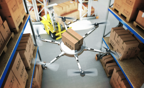 Newsroom image for the post Safety Rules for Small Drones Prepare for Lift-off