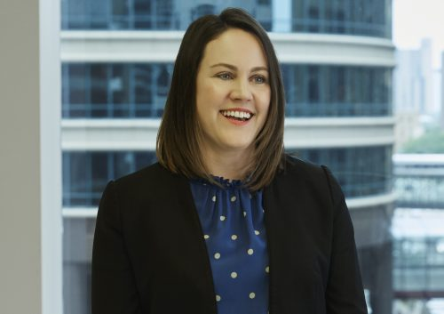 Newsroom image for the post Jen Middleton Joins Nilan Johnson Lewis as Associate