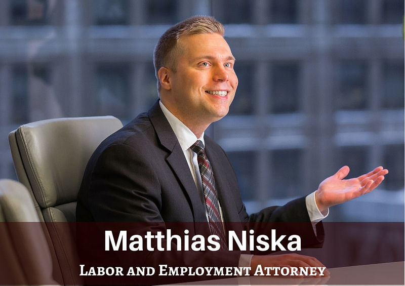 Nilan Johnson Lewis Welcomes Attorney Matthias Niska