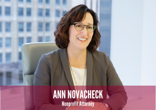 Newsroom image for the post Nilan Johnson Lewis Expands Nonprofit Practice with Hire of Ann Novacheck