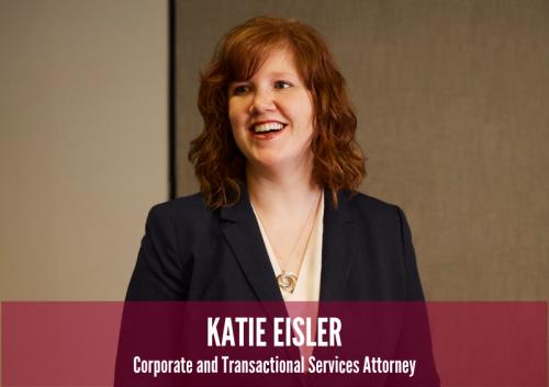 Newsroom image for the post Nilan Johnson Lewis Announces New Associate Katie Eisler