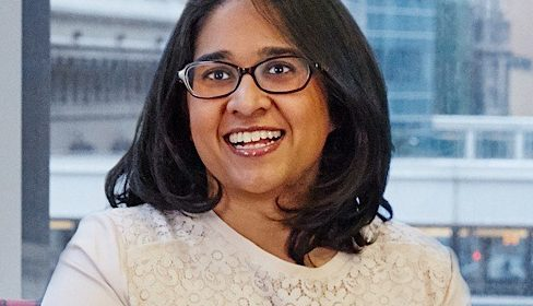 Newsroom image for the post Veena Iyer Named Diversity and Inclusion Honoree by Minnesota Lawyer