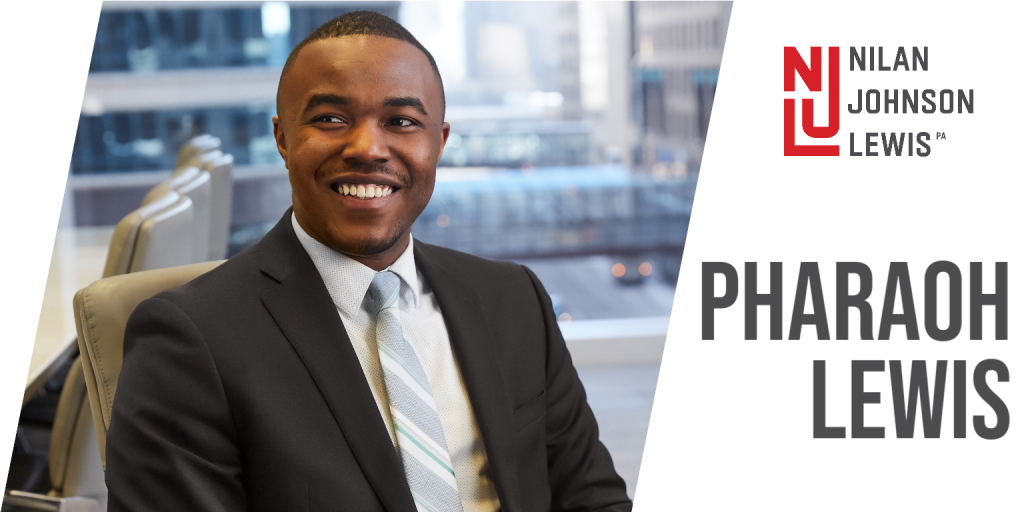 Pharaoh Lewis: A Minnesota Lawyer Up & Coming Attorney