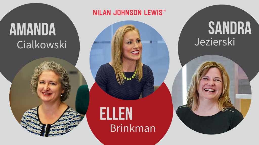 Before In-Person Trials Halted, Three NJL Women Led (and Earned) Successful Defense Verdicts