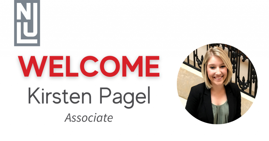 Kirsten Pagel Joins NJL Product Liability and Business Litigation Teams