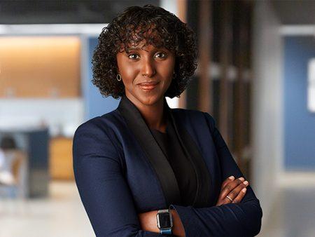 NJL employee photo for Alia M. Abdi